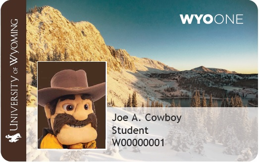 New WyoOne ID Image