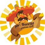 Merchant Logo - Mr. Burrito