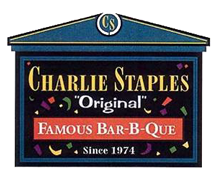 Merchant Logo - Charlie Staples Bar-B-Que