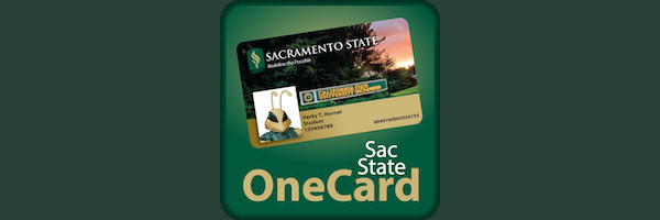 Sacramento State OneCard Online Card Office